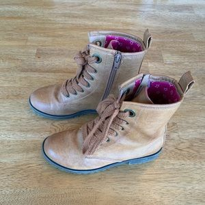 Girls Size 3 Target Boots